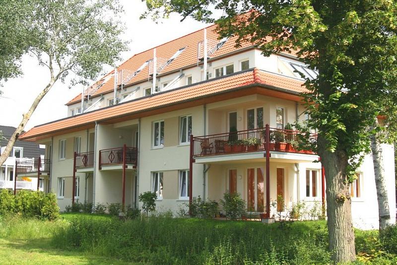 Haus Ostseeblick App. 06 - Leuchtturm
