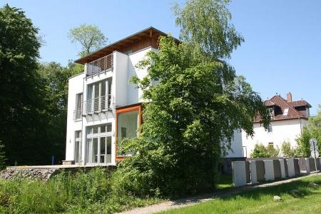 Villa am Meer - Morgensonne
