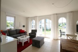 Villa Gesine App. 01 - Strandkorb